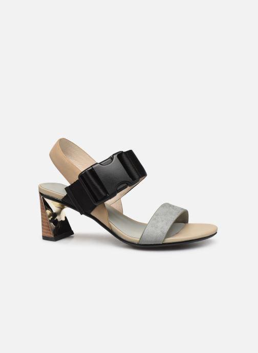Sandales et nu-pieds United Nude Molten Sandal Mid Multicolore vue derrière