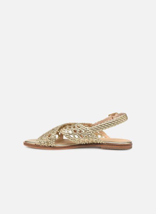 Sandali e scarpe aperte COSMOPARIS HESSI Oro e bronzo immagine frontale