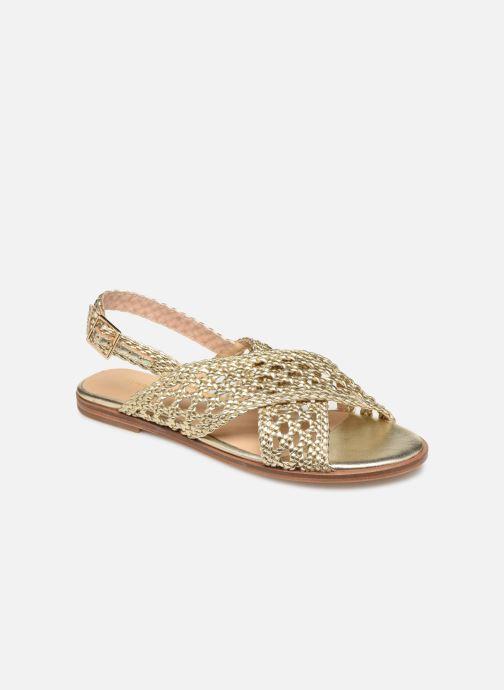 Sandali e scarpe aperte COSMOPARIS HESSI Oro e bronzo vedi dettaglio/paio