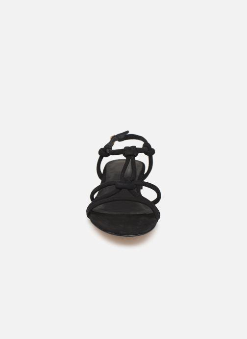 Sandalen COSMOPARIS HILY schwarz schuhe getragen