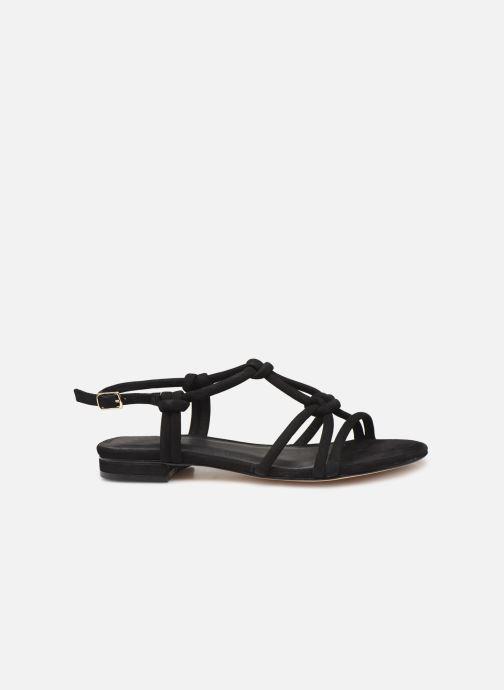 Sandalen COSMOPARIS HILY Zwart achterkant
