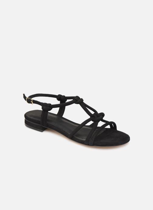 Sandalen COSMOPARIS HILY schwarz detaillierte ansicht/modell