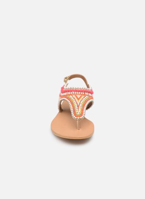 Sandales et nu-pieds COSMOPARIS IJANE Multicolore vue portées chaussures