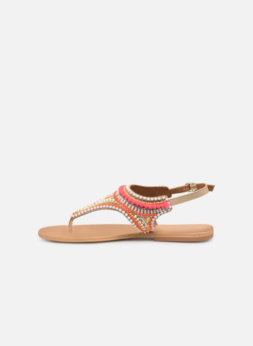 Sandales et nu-pieds COSMOPARIS IJANE Multicolore vue face