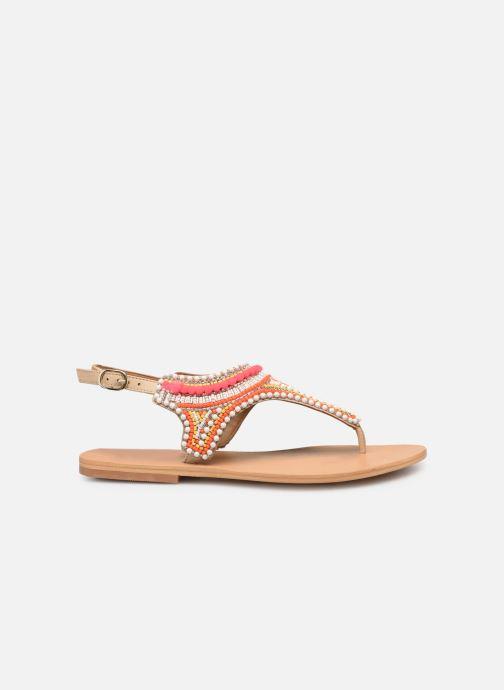 Sandales et nu-pieds COSMOPARIS IJANE Multicolore vue derrière