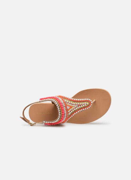 Sandales et nu-pieds COSMOPARIS IJANE Multicolore vue gauche