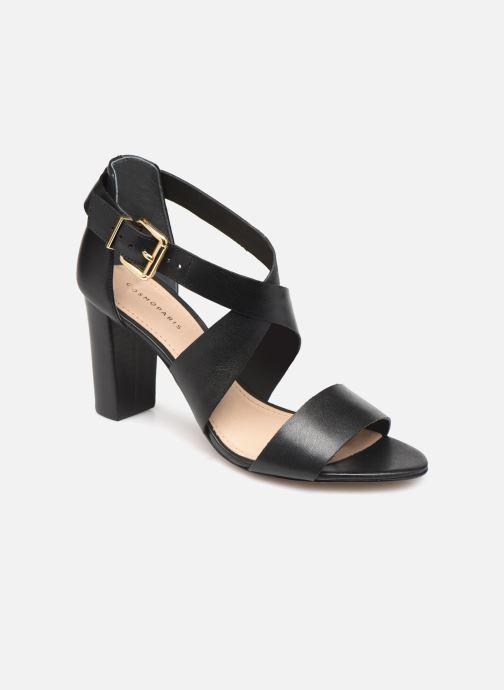 COSMOPARIS JUTI (Noir) Sandales et nu pieds chez Sarenza