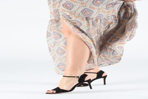 Sandalen COSMOPARIS KAZI Zwart onder