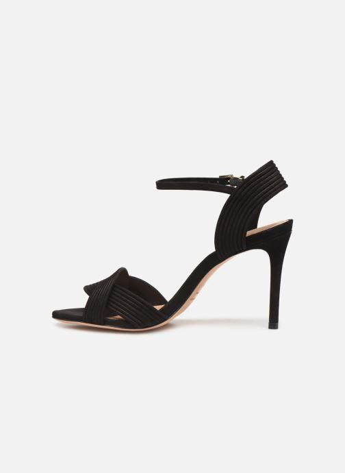 Sandalen COSMOPARIS KAZI Zwart voorkant