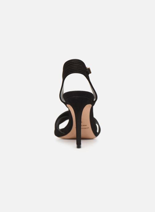 Sandalen COSMOPARIS KAZI Zwart rechts