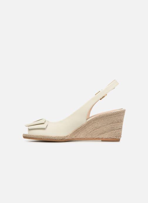 Zapatos de tacón COSMOPARIS LIZIA2 Blanco vista de frente
