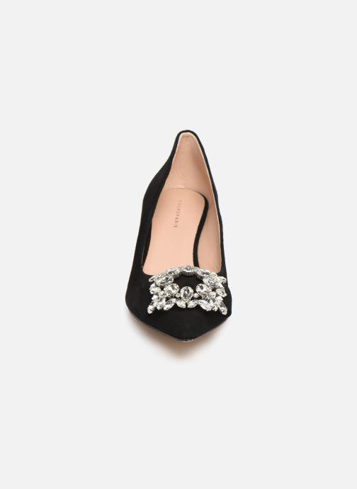 High heels COSMOPARIS MEMIA Black model view
