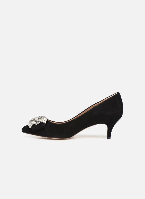 High heels COSMOPARIS MEMIA Black front view