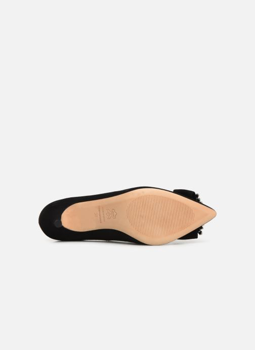 High heels COSMOPARIS MEMIA Black view from above