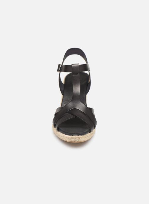 pieds Noir Cosmoparis Et Nidali Nu Sandales UVMGSqpLz