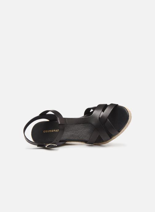 Cosmoparis Nidali (noir) - Sandales Et Nu-pieds(352952)