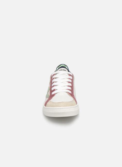 Sneakers Zadig & Voltaire BASKET ECLAIR X19006 Wit model