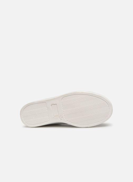Sneakers Zadig & Voltaire BASKET ECLAIR X19006 Wit boven