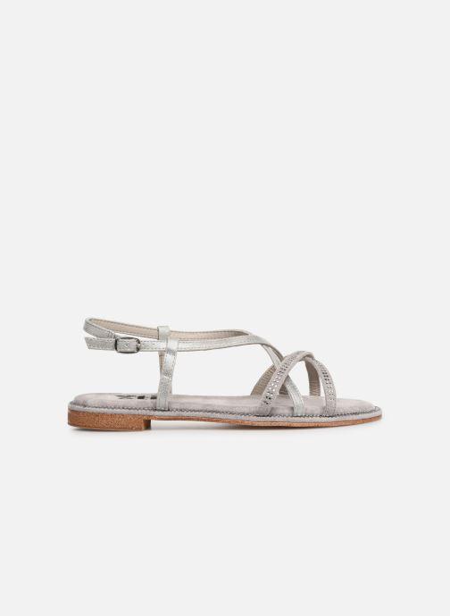 Sandales et nu-pieds Xti 56860 Gris vue derrière