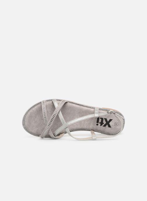 Sandales et nu-pieds Xti 56860 Gris vue gauche