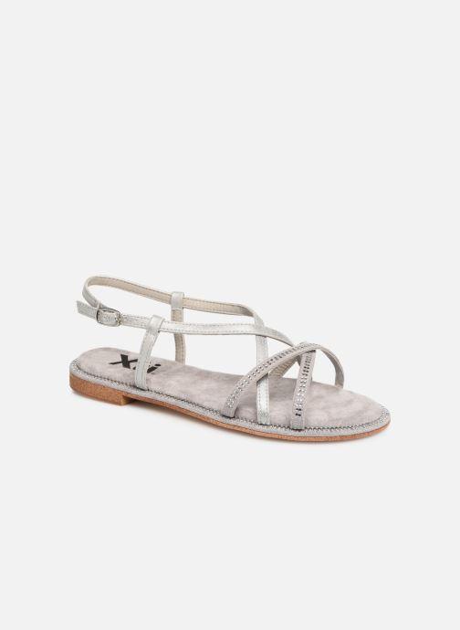 Sandales et nu-pieds Xti 56860 Gris vue détail/paire