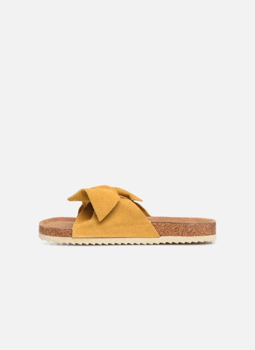Sandales et nu-pieds Xti 56849 Jaune vue face
