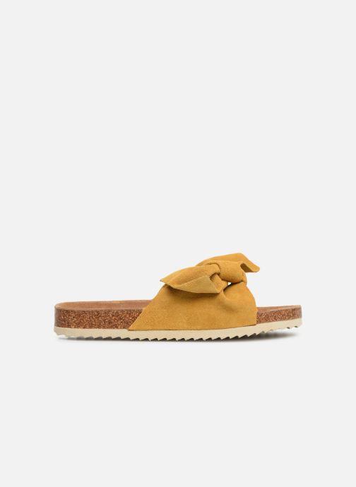 Sandales et nu-pieds Xti 56849 Jaune vue derrière