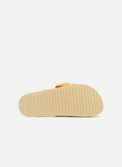 Sandales et nu-pieds Xti 56849 Jaune vue haut