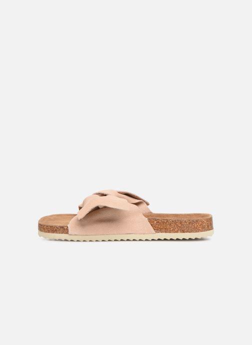 Sandales et nu-pieds Xti 56849 Beige vue face
