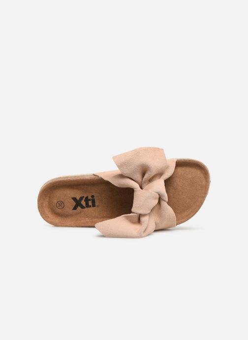 Sandales et nu-pieds Xti 56849 Beige vue gauche