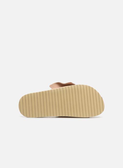 Sandales et nu-pieds Xti 56849 Beige vue haut
