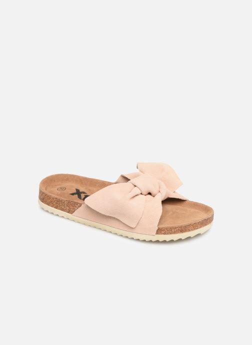 Sandales et nu-pieds Xti 56849 Beige vue détail/paire
