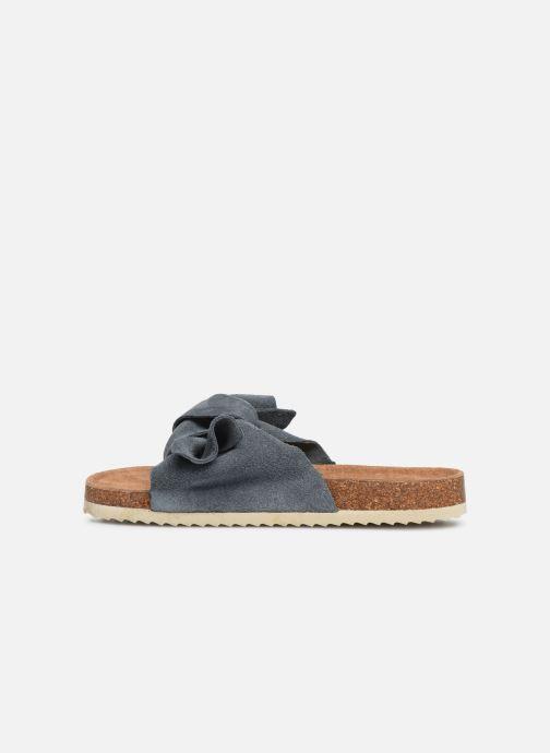 Sandales et nu-pieds Xti 56849 Bleu vue face