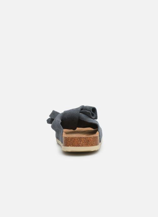 Sandales et nu-pieds Xti 56849 Bleu vue droite