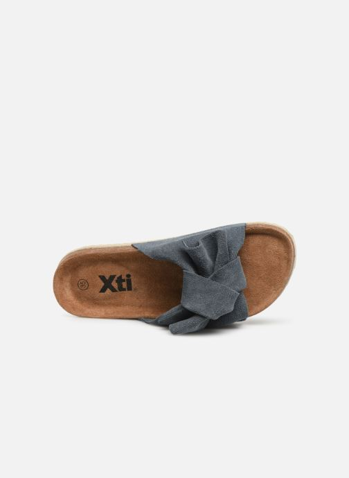 Sandalen Xti 56849 Blauw links