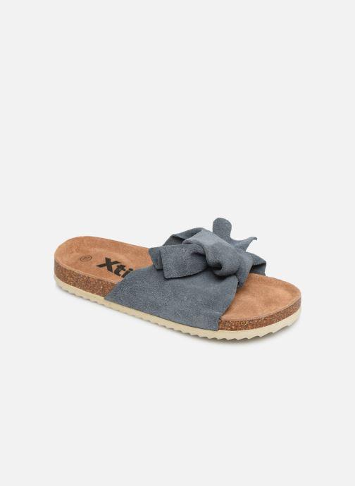 Sandales et nu-pieds Xti 56849 Bleu vue détail/paire