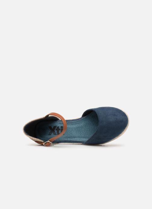 Espadrilles Xti 56868 Bleu vue gauche