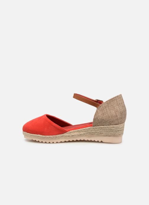 Espadrilles Xti 56868 Red front view