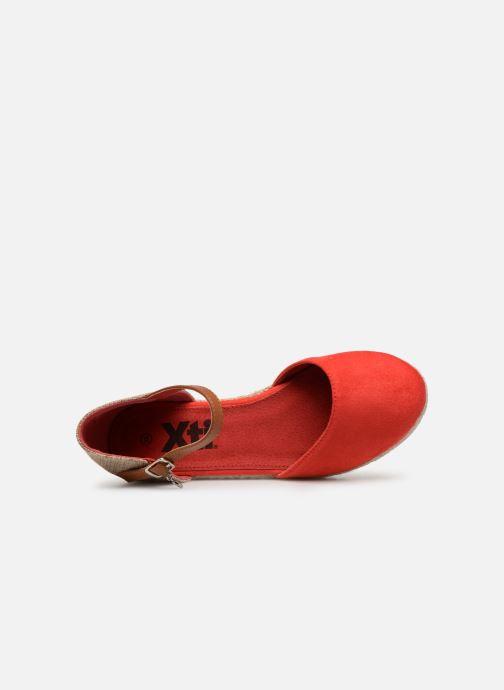 Scarpe di corda Xti 56868 Rosso immagine sinistra