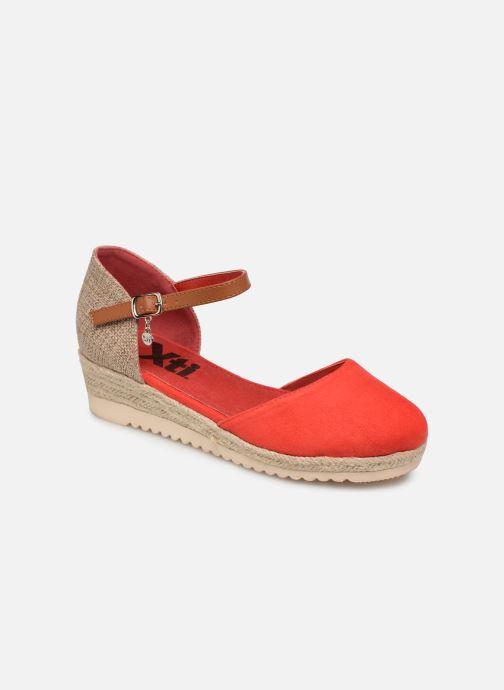 Espadrillos Xti 56868 Rød detaljeret billede af skoene