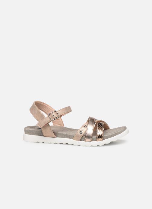 Sandales et nu-pieds Xti 56693 Beige vue derrière
