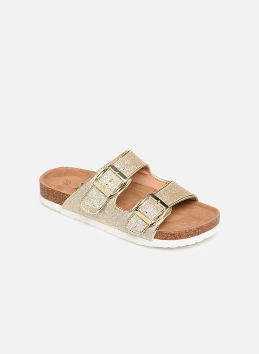 Sandals Xti 56652 Bronze and Gold detailed view/ Pair view