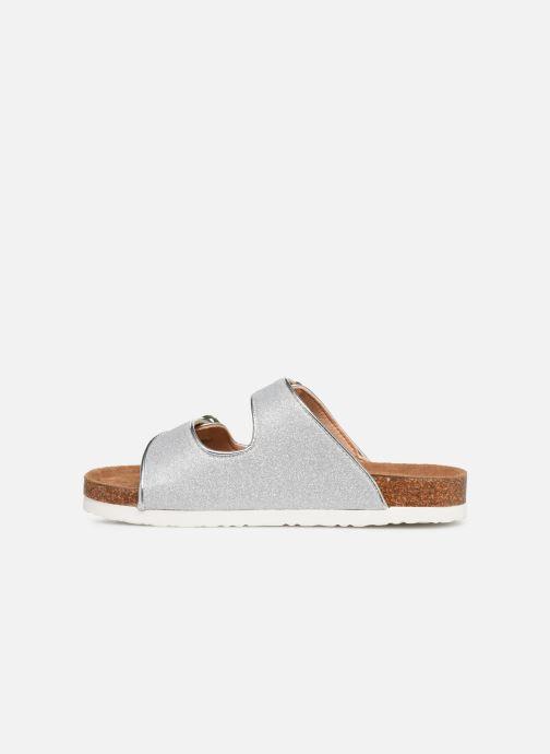 Sandales et nu-pieds Xti 56652 Argent vue face
