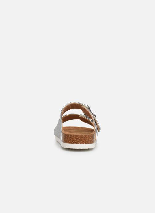 Sandalias Xti 56652 Plateado vista lateral derecha