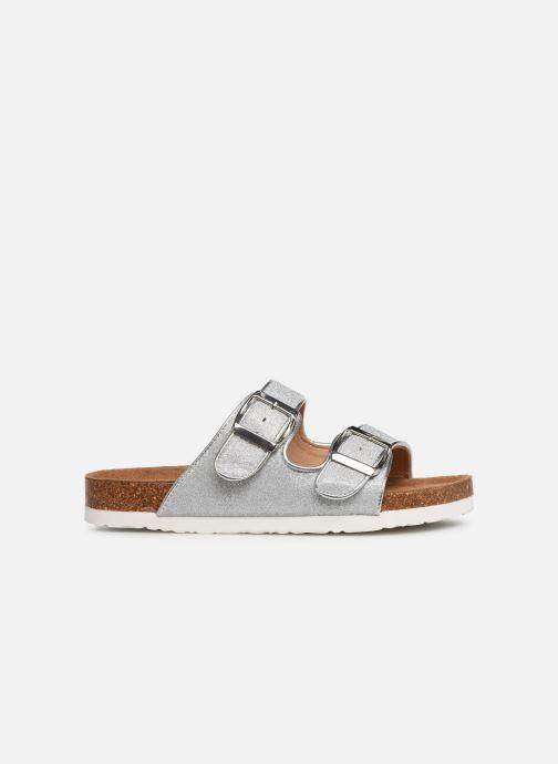 Sandales et nu-pieds Xti 56652 Argent vue derrière
