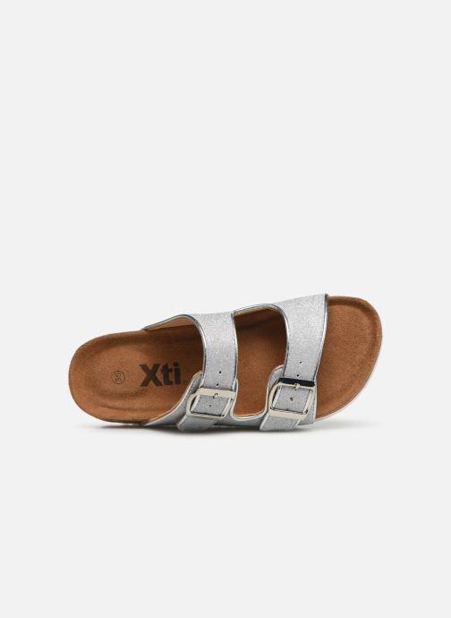 Sandales et nu-pieds Xti 56652 Argent vue gauche