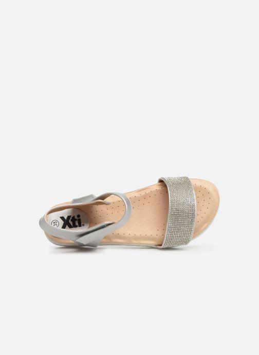 Sandales et nu-pieds Xti 56872 Argent vue gauche