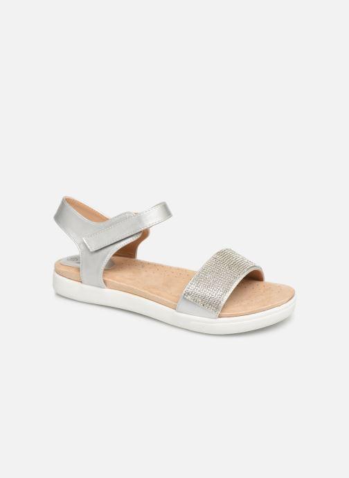 Sandales et nu-pieds Xti 56872 Argent vue détail/paire