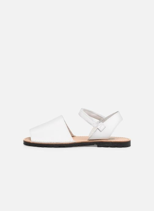 Sandali e scarpe aperte Xti 56878 Bianco immagine frontale