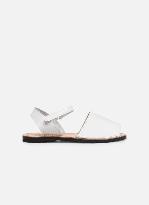 Sandali e scarpe aperte Xti 56878 Bianco immagine posteriore